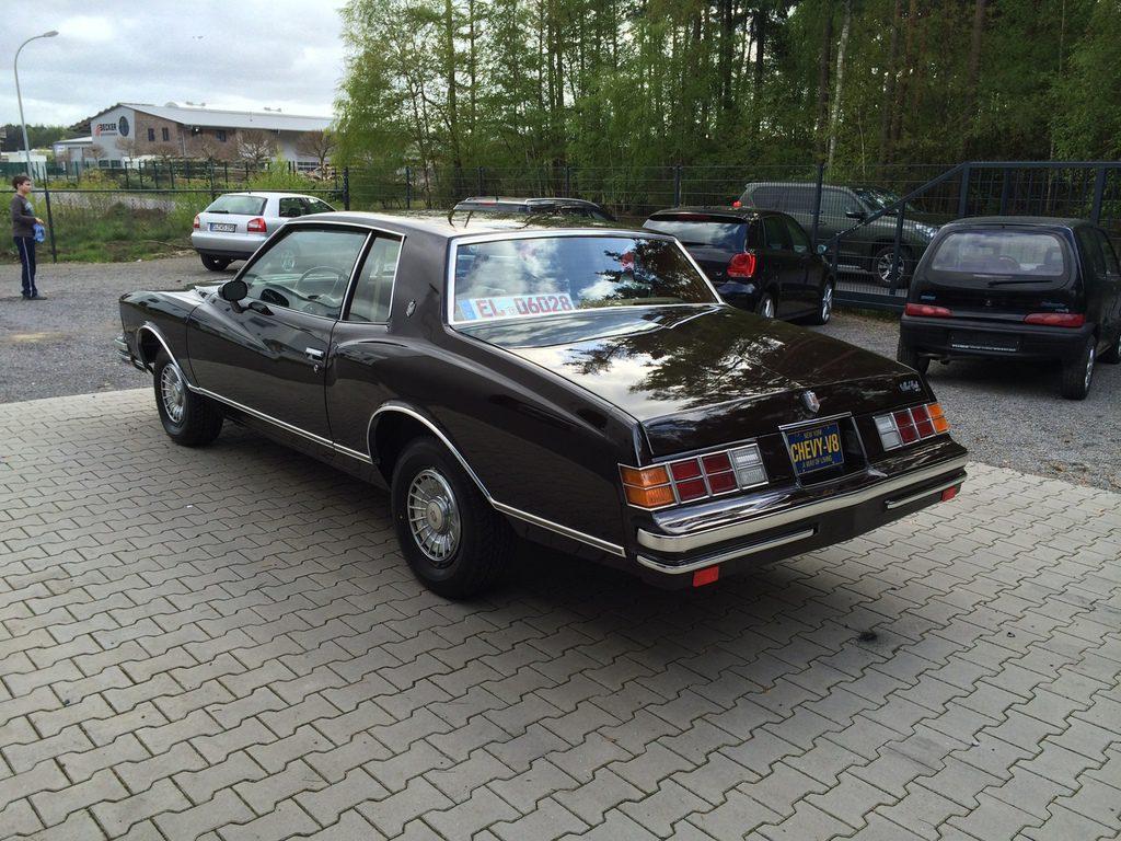 Oldtimer Chevrolet Monte Carlo Bj 1979