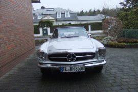 Mercedes Benz Pagode