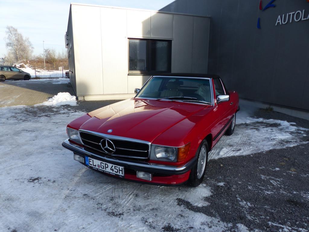 Oldtimer Mercedes Benz SL280